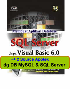 "KLIK "" Pemrograman Database SQL Server 2000 dengan Visual Basic 6 """